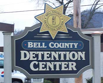 Welcome to the Bell County Detention Center